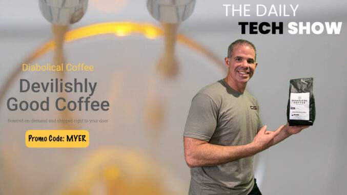 Friday Special Edition#1 of The Daily Tech Show: Diabolical Coffee Unboxing